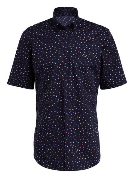 PAUL & SHARK Halbarm-Hemd Regular Fit, Farbe: DUNKELBLAU (Bild 1)