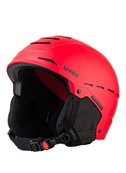 uvex Skihelm LEGEND, Farbe: ROT (Bild 1)