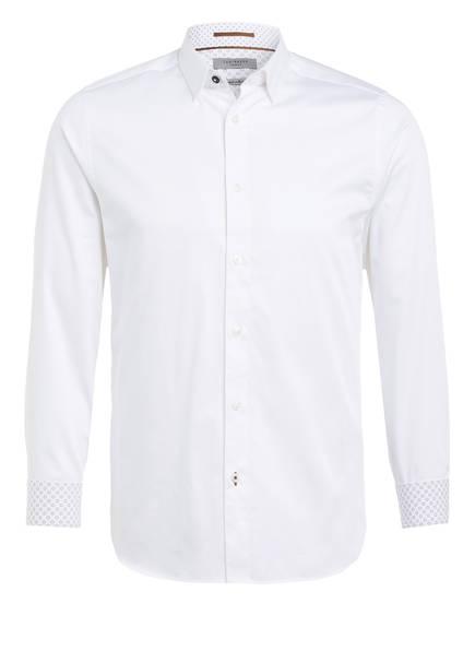 TED BAKER Hemd BOBCUT Slim Fit, Farbe: WEISS (Bild 1)