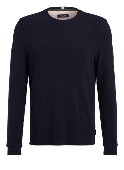 TED BAKER Sweatshirt MOCKA , Farbe: DUNKELBLAU (Bild 1)
