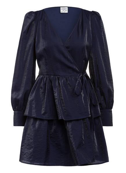 BAUM UND PFERDGARTEN Wickelkleid AKEISHA, Farbe: DUNKELBLAU (Bild 1)