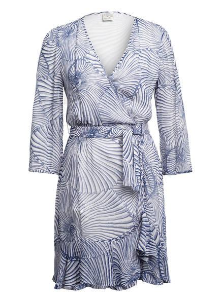BAUM UND PFERDGARTEN Kleid AWELLA, Farbe: BLAU/ WEISS (Bild 1)