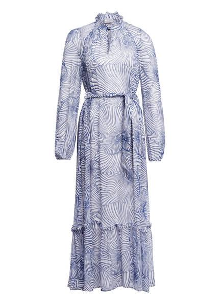 BAUM UND PFERDGARTEN Kleid ANTOINETTE, Farbe: BLAU/ WEISS (Bild 1)
