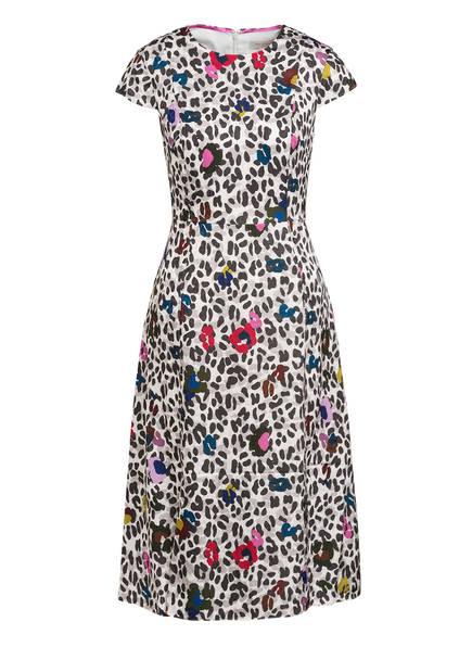 TED BAKER Kleid STELAAR, Farbe: WEISS/ DUNKELGRAU/ BLAU (Bild 1)
