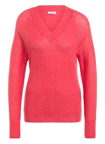 CLAUDIE PIERLOT Pullover MARIBELLA mit Mohair, Farbe: PINK (Bild 1)