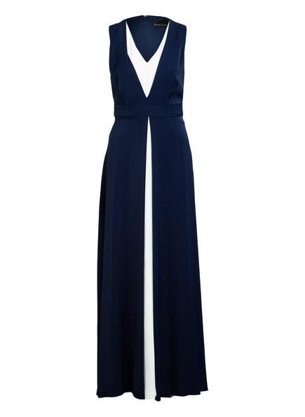 Phase Eight Kleid ADDY, Farbe: DUNKELBLAU/ WEISS (Bild 1)