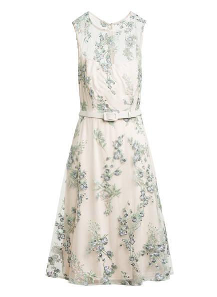 Phase Eight Kleid LIA, Farbe: CREME/ GRÜN/ GRAU (Bild 1)