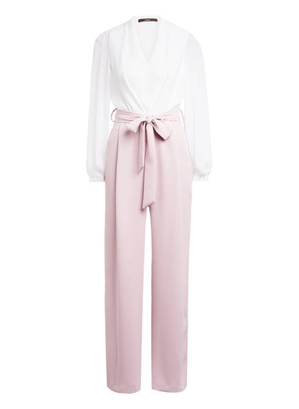 Phase Eight Jumpsuit AUDREY im Materialmix, Farbe: ROSA/ WEISS  (Bild 1)