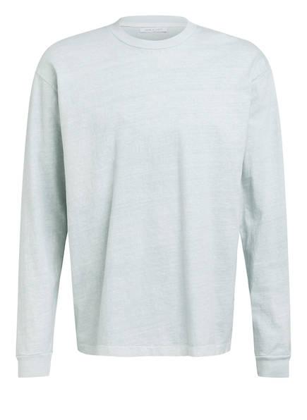 JOHN ELLIOTT Sweatshirt, Farbe: HELLGRAU (Bild 1)
