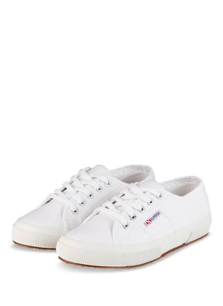 SUPERGA Sneaker 2750 COTU CLASSIC, Farbe: WEISS (Bild 1)
