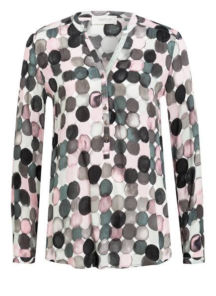 CARTOON Blusenshirt, Farbe: GRAU/ ROSA (Bild 1)