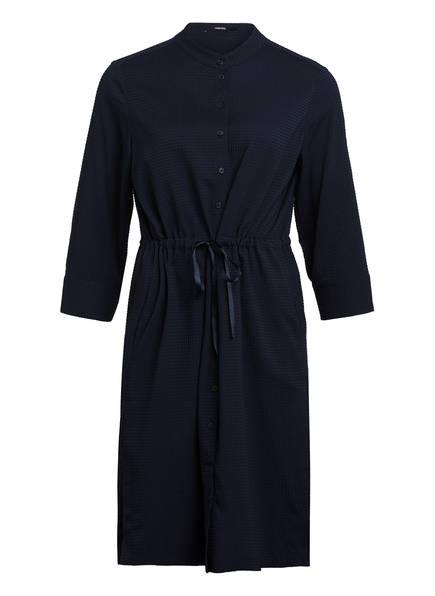 someday Kleid QARINA mit 3/4-Arm, Farbe: DUNKELBLAU (Bild 1)