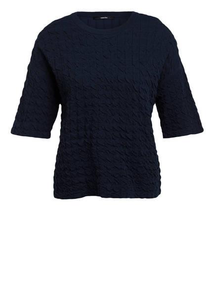 someday Strickshirt TENLEY, Farbe: DUNKELBLAU (Bild 1)