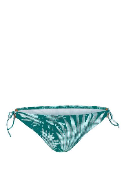 Chantelle Bikini-Hose BAMBOO, Farbe: GRÜN/ WEISS (Bild 1)
