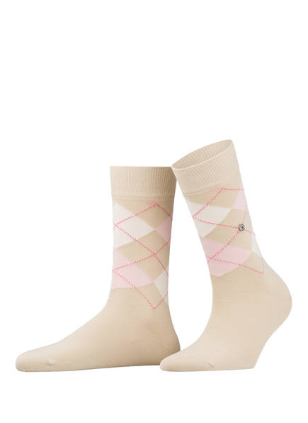 Burlington Socken COVENT GARDEN, Farbe: 4006 GINGER (Bild 1)