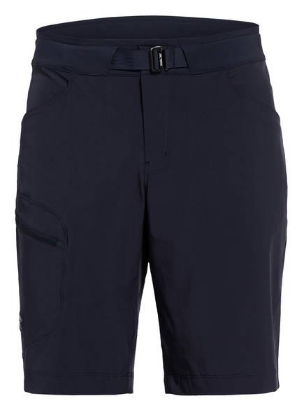 ARC'TERYX Outdoor-Shorts LEFROY mit integriertem Gürtel, Farbe: DUNKELBLAU (Bild 1)