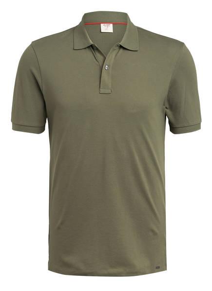 OLYMP Piqué-Poloshirt Level Five body fit, Farbe: OLIVE (Bild 1)