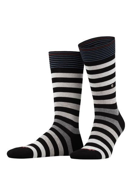 Burlington Socken BLACKPOOL, Farbe: SCHWARZ (Bild 1)