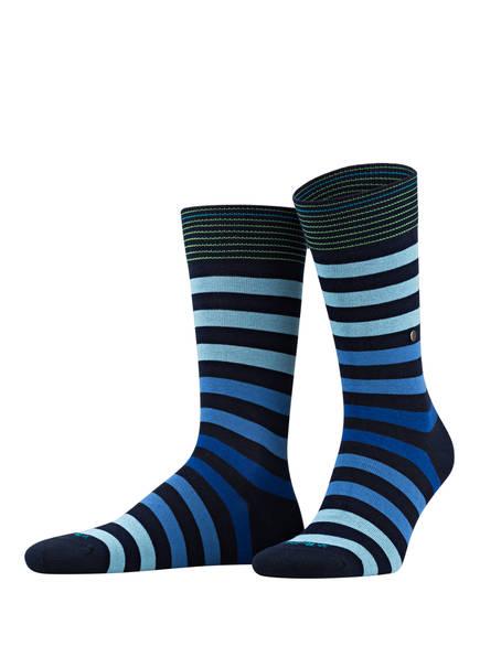 Burlington Socken BLACKPOOL, Farbe: DUNKELBLAU (Bild 1)