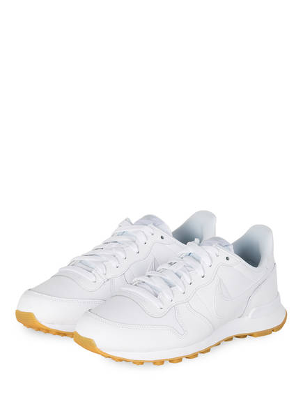 Nike Sneaker INTERNATIONALIST, Farbe: WEISS (Bild 1)