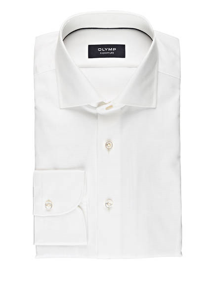 OLYMP SIGNATURE Hemd tailored fit, Farbe: CREME (Bild 1)
