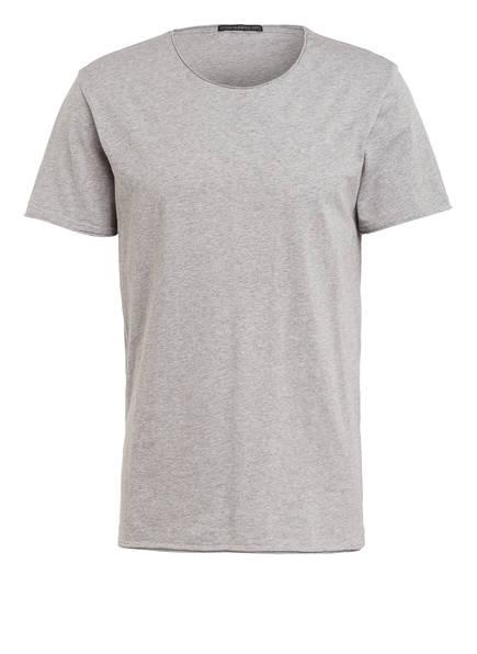 DRYKORN T-Shirt KENDRICK, Farbe: GRAU MELIERT (Bild 1)