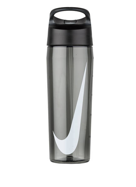 Nike Trinkflasche TR HYPERCHARGE STRAW, Farbe: ANTHRAZIT/ TRANSPARENT (Bild 1)