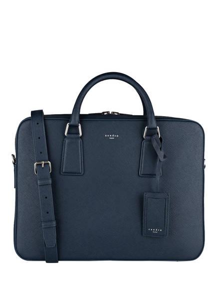 sandro Business-Tasche, Farbe: DUNKELBLAU (Bild 1)
