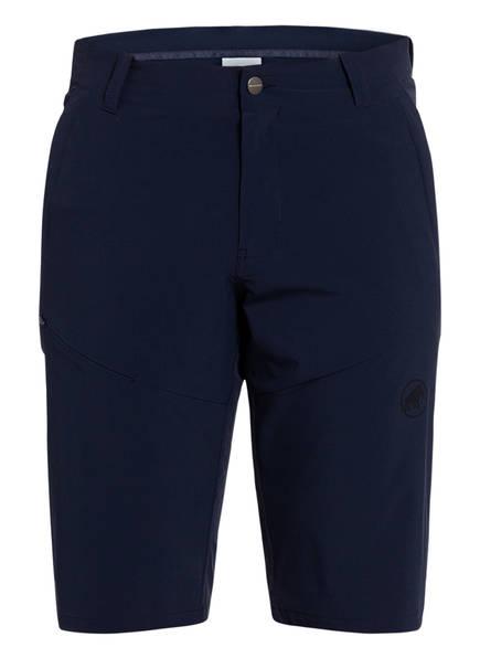 MAMMUT Outdoor-Shorts RUNBOLD , Farbe: DUNKELBLAU (Bild 1)