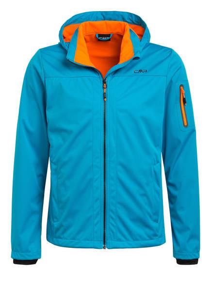 CMP Softshell-Jacke, Farbe: TÜRKIS (Bild 1)
