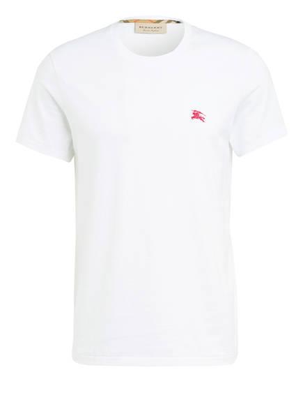 BURBERRY T-Shirt JOEFORTH, Farbe: WEISS (Bild 1)