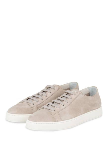 Santoni Sneaker CLEAN ICON, Farbe: HELLGRAU (Bild 1)