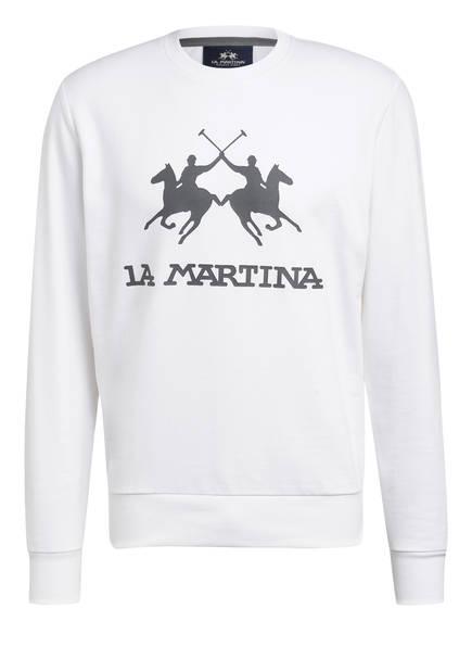 LA MARTINA Sweatshirt, Farbe: WEISS (Bild 1)