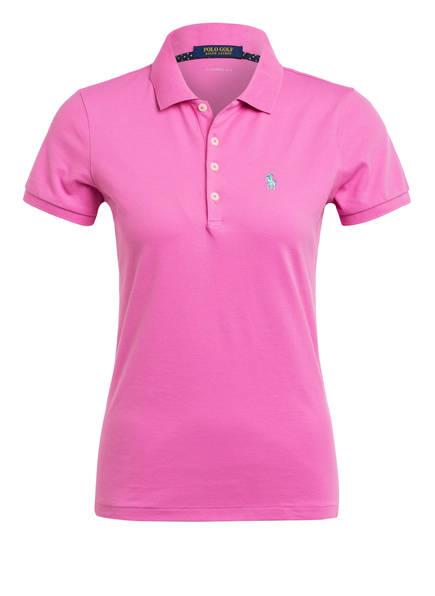POLO GOLF RALPH LAUREN Piqué-Poloshirt, Farbe: ROSE (Bild 1)