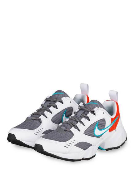 Nike Sneaker AIR HEIGHTS, Farbe: WEISS/ GRAU/ ROT (Bild 1)