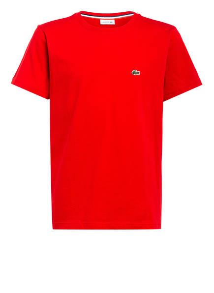LACOSTE T-Shirt, Farbe: ROT (Bild 1)
