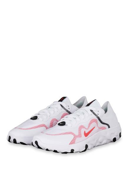 Nike Sneaker RENEW LUCENT, Farbe: WEISS/ ROT/ SCHWARZ (Bild 1)