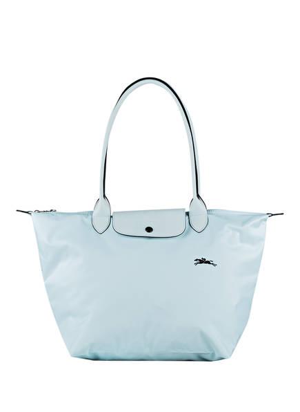 LONGCHAMP Shopper LE PLIAGE CLUB L, Farbe: HELLBLAU (Bild 1)