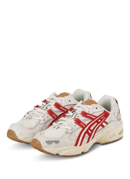 ASICS Sneaker GEL-KAYANO™ 5 OG, Farbe: WEISS/ ROT (Bild 1)