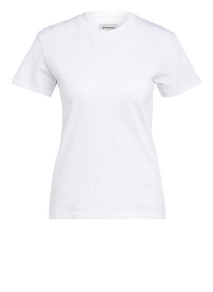 WOOLRICH T-Shirt, Farbe: WEISS (Bild 1)