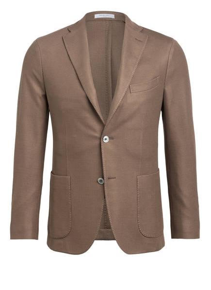 BOGLIOLI Jerseysakko Extra Slim Fit, Farbe: BRAUN (Bild 1)