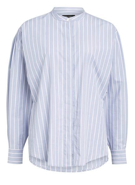 ISABEL MARANT Bluse WATCHELL, Farbe: HELLBLAU/ WEISS GESTREIFT (Bild 1)