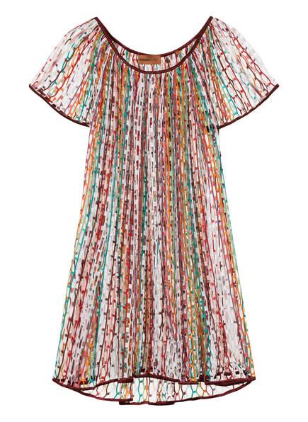 MISSONI Strandkleid, Farbe: ROT/ WEISS/ GRÜN (Bild 1)