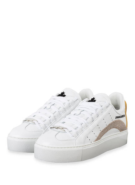 Plateau-Sneaker von DSQUARED2 bei