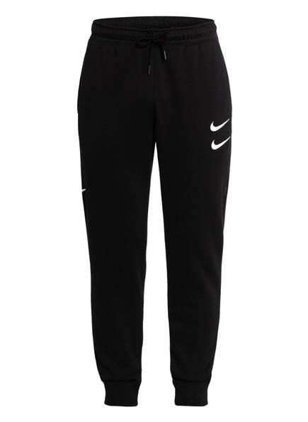 Nike Sweatpants SWOOSH, Farbe: SCHWARZ (Bild 1)