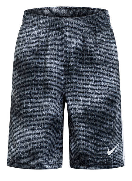 Nike Trainingsshorts DRI-FIT, Farbe: WEISS/ SCHWARZ (Bild 1)