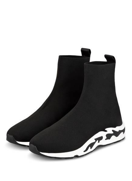 sandro Hightop-Sneaker, Farbe: SCHWARZ (Bild 1)