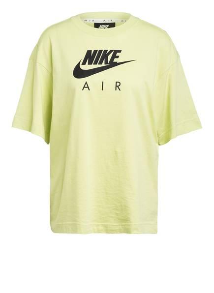 Nike Oversized-Shirt AIR, Farbe: LIME (Bild 1)