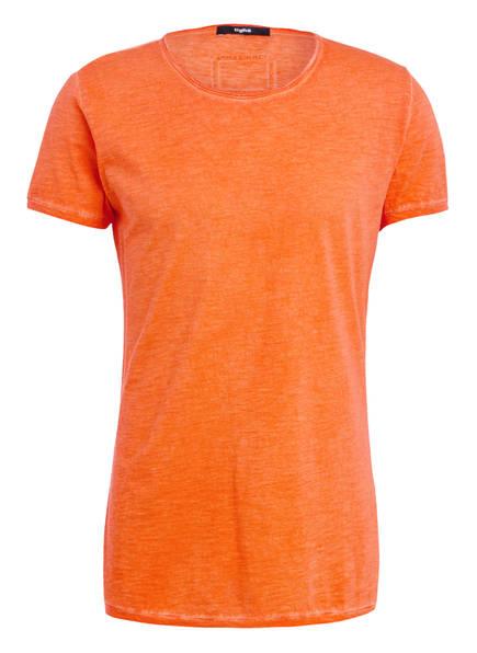 tigha T-Shirt VITO SLUB, Farbe: ORANGE (Bild 1)