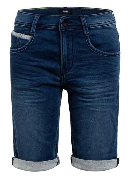 BOSS Jeans-Shorts, Farbe: Z26 STONE POUSSE BLUE (Bild 1)
